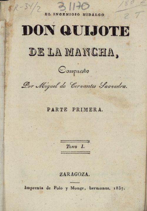 Pierre Menard: Author of the Quixote